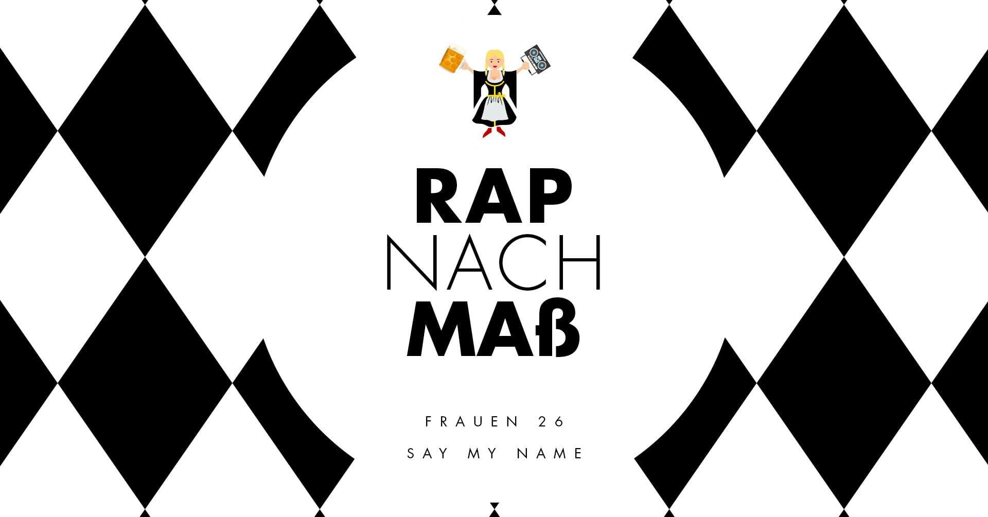Rap nach Maß in München