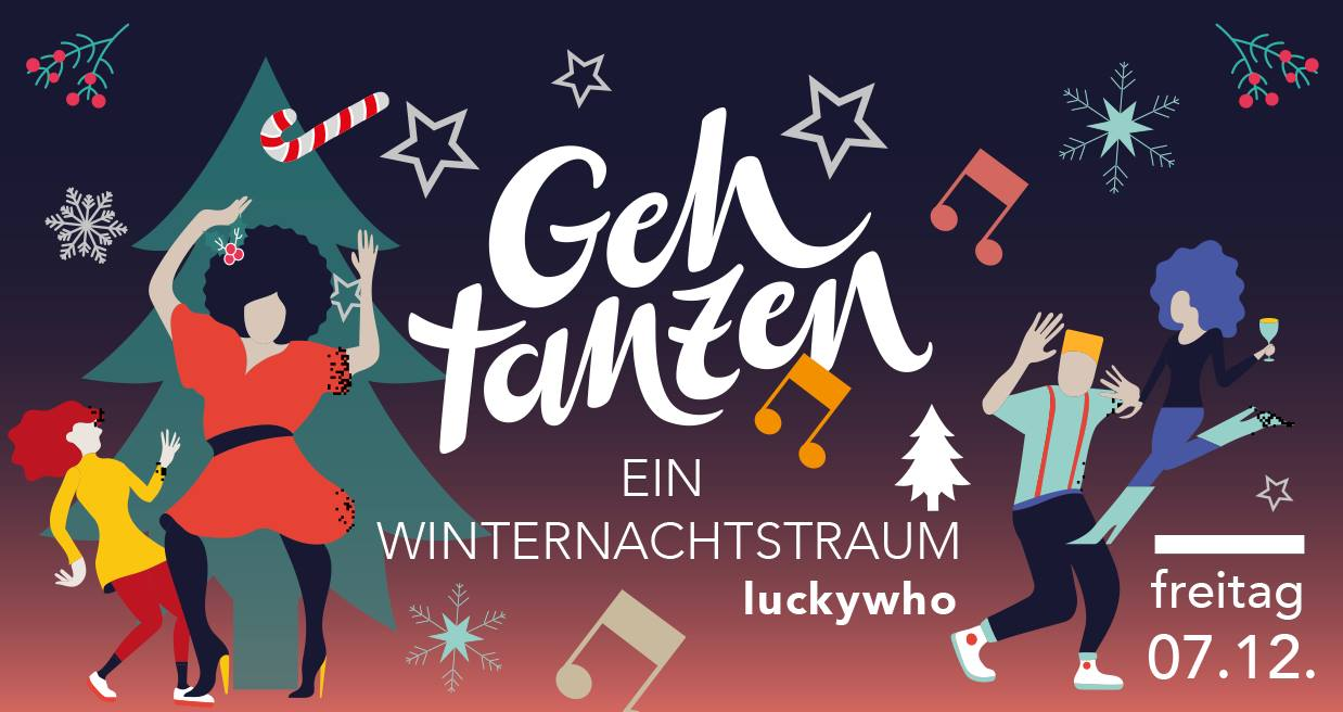 Geh tanzenGeh tanzen - Ein Winternachtstraum